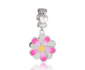 """Prívesok na náramok """"May Flower"""" 925 Šterlingové striebro"""