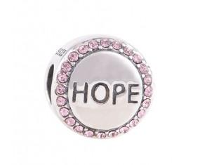 """Prívesok na náramok """"Hope"""" 925 Šterlingové striebro"""