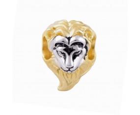 """Prívesok na náramok """"Furry Lion"""" 925 Šterlingové striebro"""