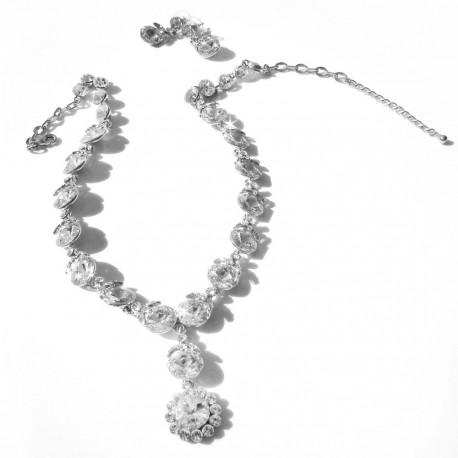 """Souprava """"Marquise"""" (náhrdelník s náušnicema)"""