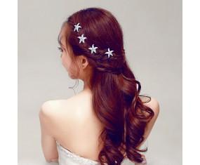 Spona do vlasov - Korálová hviezdica