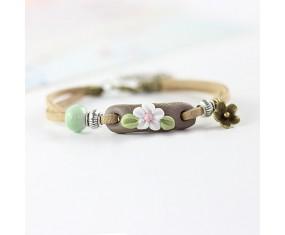 "Náramok Bali Beads ""Spring Soul"""