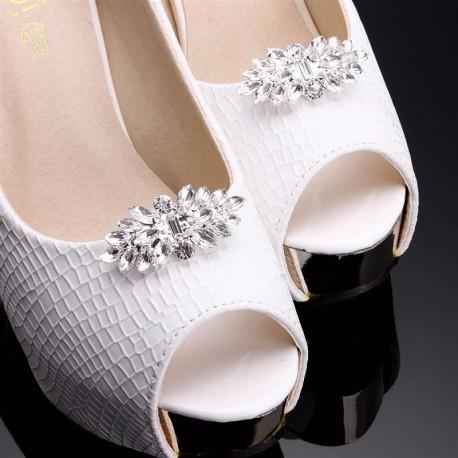 Klipsy na dámske topánky