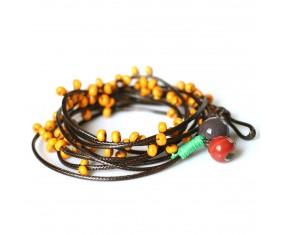 """Náramok Bali Beads """"Lively Rich"""""""
