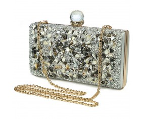 "Luxusná spoločenská kabelka ""Stone"""