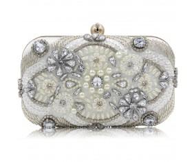 """Malá spoločenská večerná kabelka """"Golden Diamond"""""""