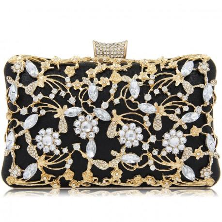 Luxusná večerná kabelka