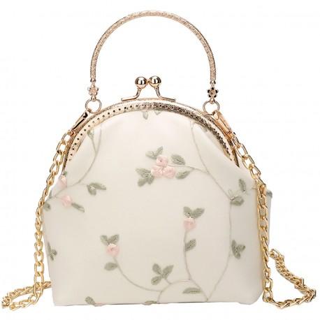 """Spoločenská večerná kabelka """"Floral Bag"""""""