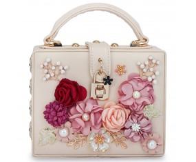 "Luxusná spoločenská kabelka ""Bloom """