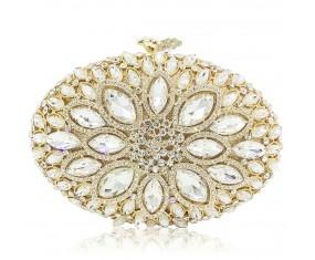 """Luxusná večerná kabelka """"Pure Diamond"""""""