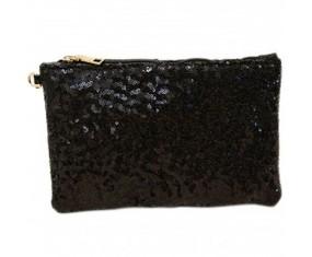 Malá spoločenská dámská kabelka-zlatá