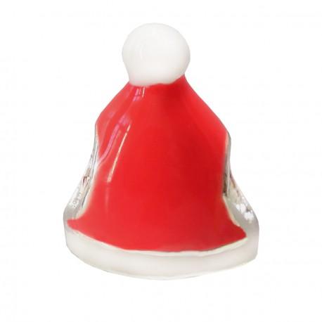 Prívesok na náramok v tvare Santovej čiapky