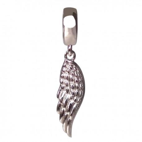 "Prívesok na náramok ""Přívěsek na náramek ""Feather Wing"" 925 Sterlingové stříbro"" 925 Šterlingové striebro"
