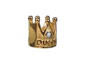 """Prívesok na náramok """"For my Queen"""" 925 Šterlingové striebro"""