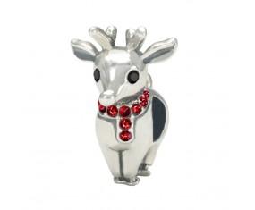 """Prívesok na náramok """"Cute Deer"""" 925 Šterlingové striebro"""