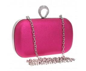 """Dámská elegantní kabelka """"Pink Glow"""""""